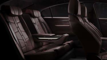 2020 DS 9 E-Tense - full leather interior