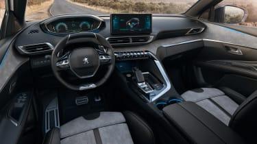 2020 Peugeot 3008 PHEV - interior
