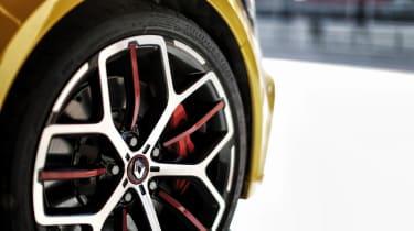 Renault Megane R.S. Trophy wheel