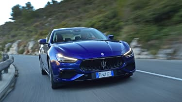 In late 2017 a thoroughly revised Ghibli was launched, with only 30% of its old parts remaining, according to Maserati