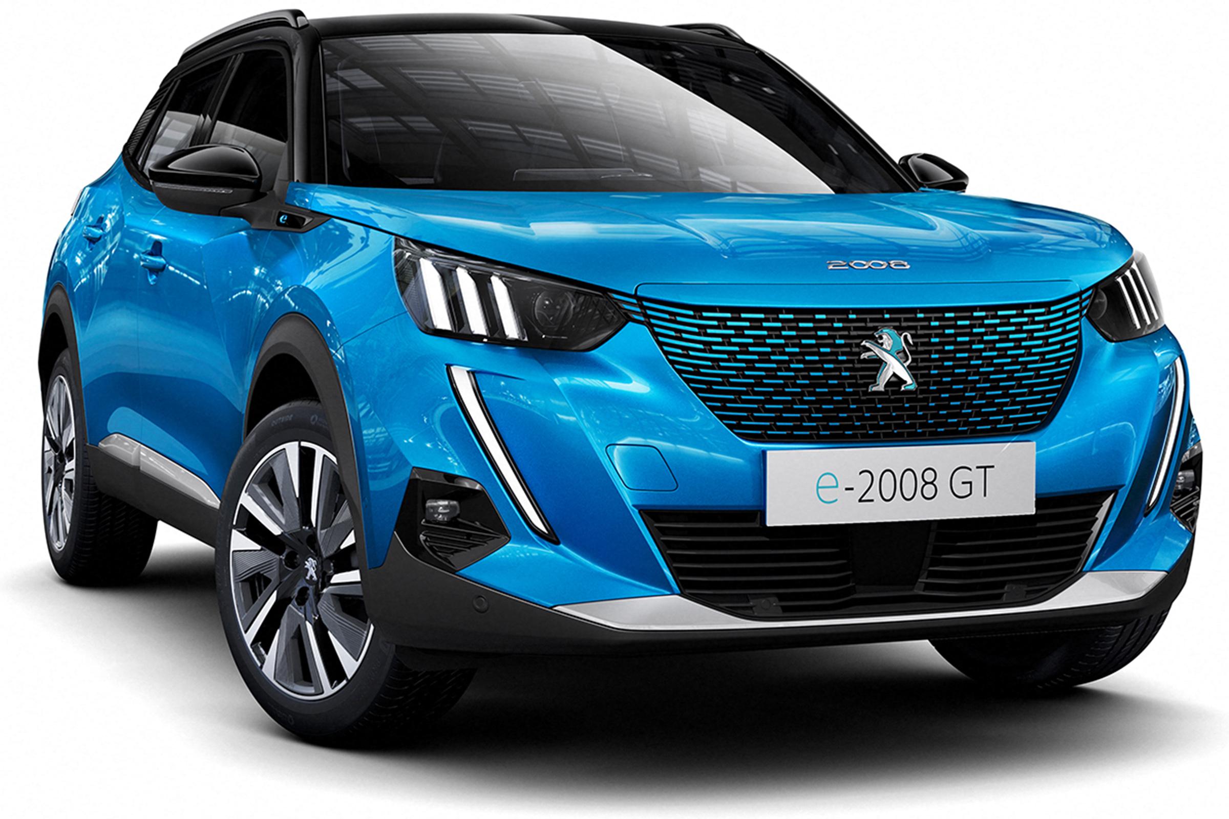 Peugeot 2008 2020 3D   CGTrader