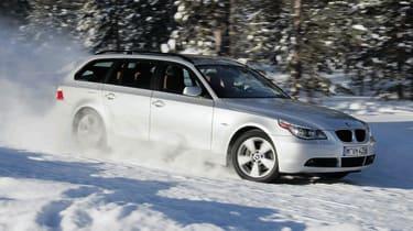 BMW 5 Series Touring (E61 generation)