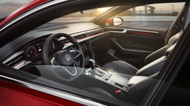 2020 Volkswagen Arteon hatchback - interior view