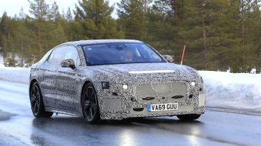 Jaguar XJ prototype