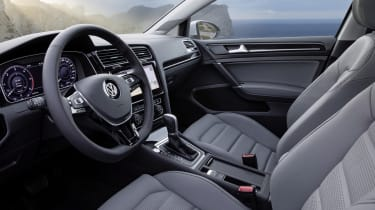 There's plenty of space for five – with three children or two adults in the rear. Headroom is better than the hatchback
