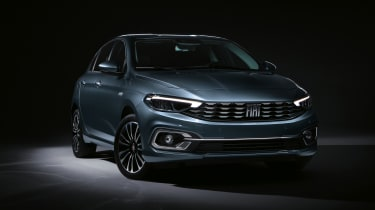 2020 Fiat Tipo Life - front 3/4 view