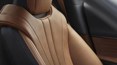 Lexus LC Limited Edition seat design