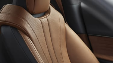Lexus LC Limited Edition seat design