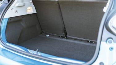 Renault ZOE - boot space