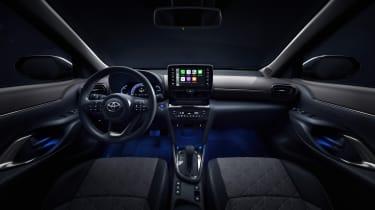 Toyota Yaris Cross SUV - interior