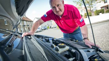 © Chris Watt/ UNP 0845 600 7737David Mowat, Auto Express story