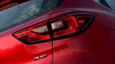 Standard LED rear lights add a dash of sophistication to the tail