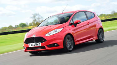 It was the facelifted Mk6 that finally brought fast Fiesta enthusiasts the car they were hankering for