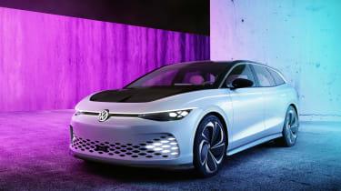 Volkswagen ID. Space Vizzion concept - static