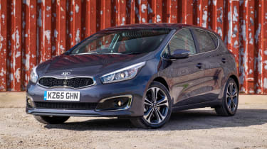 A recent facelift subtly updated its exterior styling and technology, adding to the Kia's appeal