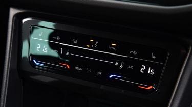 Volkswagen Tiguan SUV climate control