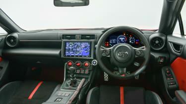 2021 Toyota GR86 - interior