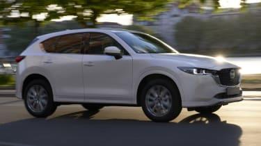 2022 Mazda CX-5 GT Sport in white