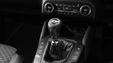 Ford Focus hatchback gearlever