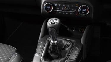 Ford Focus hatchback gearlever