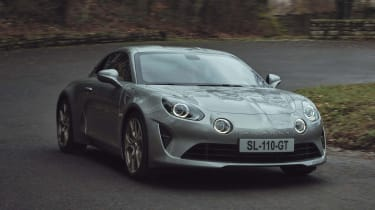 Alpine A110 Legende GT