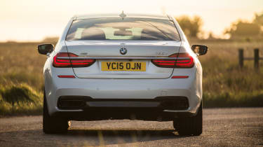 Most buyers look lower down the 7 Series range though, which is no great hardship