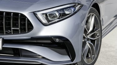 2021 Mercedes CLS AMG 53 - front close up