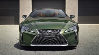 Lexus LC Limited Edition front view
