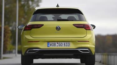 2020 Volkswagen Golf - rear static view