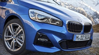 BMW 2 Series Gran Tourer nose