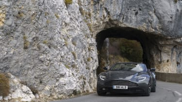 ...and there's no denying that it sounds fantastic with the roof down. In a tunnel, for instance.