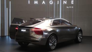 Kia Imagine concept - rear