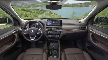 2019 BMW X1 SUV - interior wide