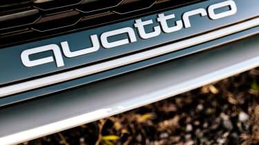 Audi RS3 front bumper