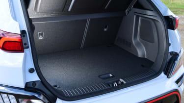 Hyundai Kona N boot