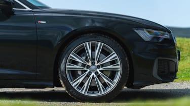 Audi A6 Avant alloy wheel