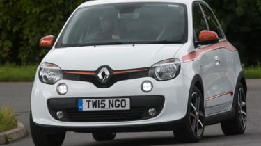 Engines range from a 1.0-litre petrol with 69bhp to a turbocharged 0.9-litre with 109bhp