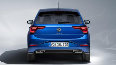 2021 Volkswagen Polo - rear view