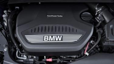 BMW 2 Series Gran Tourer engine