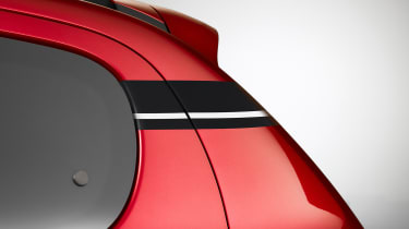 Citroën C1 Urban Ride - rear quarter graphic