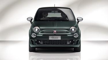 Fiat 500C Rockstar - front