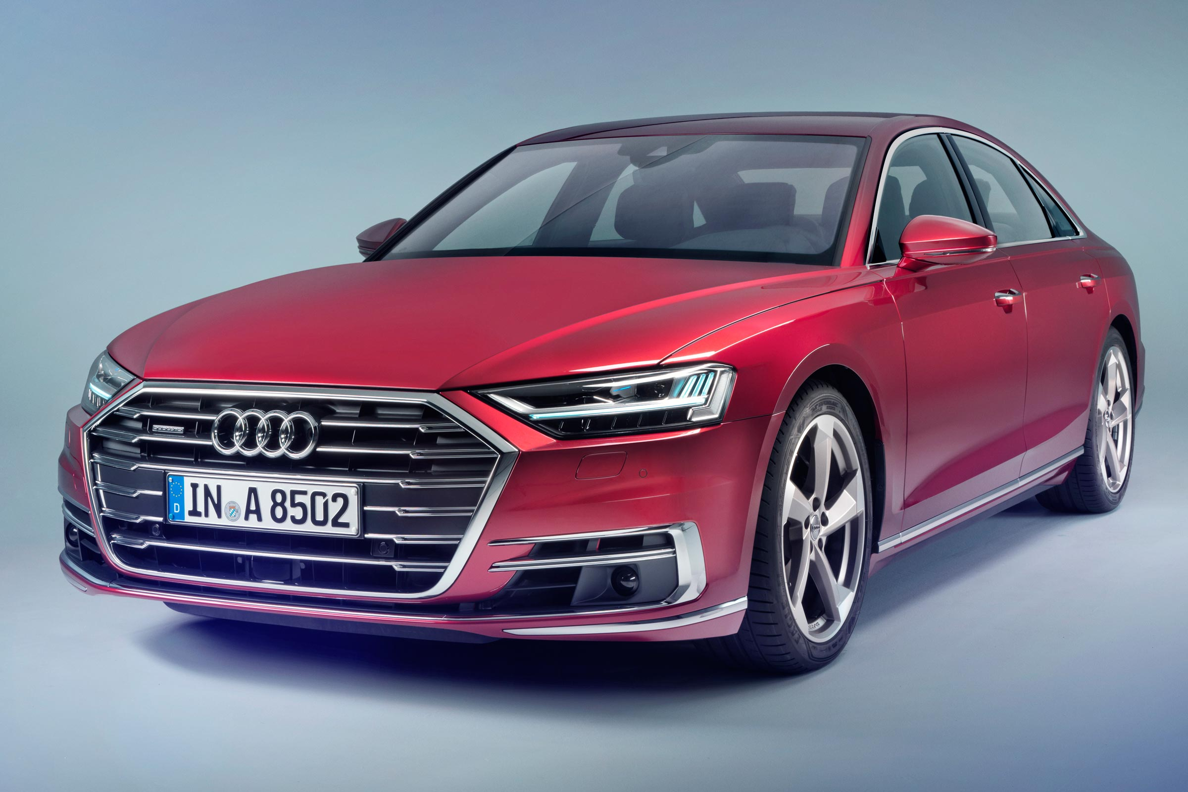 New 2018 Audi A8: prices, specs and release date | Carbuyer