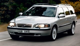 Volvo V70 estate