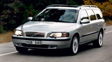 Volvo V70 estate