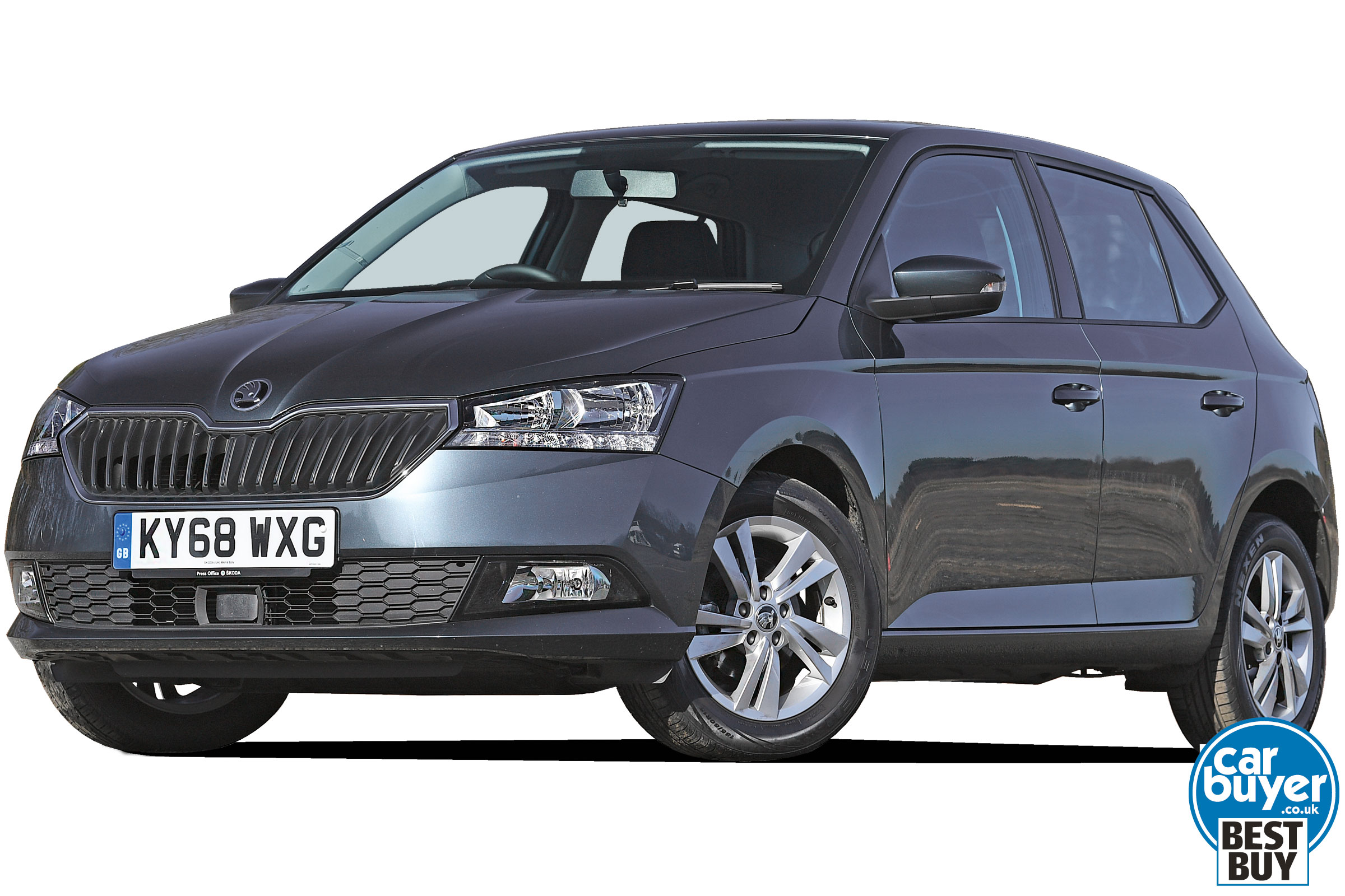 Skoda Fabia Hatchback Engines Drive Performance 2020 Review Carbuyer