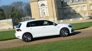 However, it costs a lot more than a Golf GTD or even a GTI