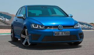 Volkswagen Golf R 2014 front quarter static