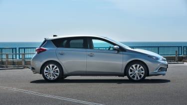 Smart 16-inch alloy wheels are standard on Icon trim upwards