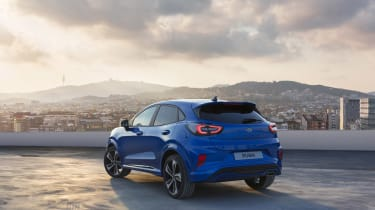 2020 Ford Puma - 3/4 rear view static
