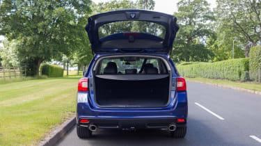 2019 Subaru Levorg 2.0i GT Lineartronic - rear boot open